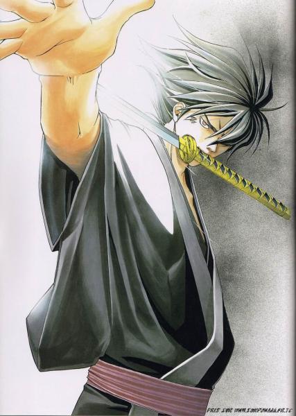 [MANGA/ANIME] Samurai Deeper Kyo L7x2zjkg